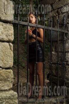 Tetiana von Lviv 23 jahre - zukünftige Frau. My wenig öffentliches foto.