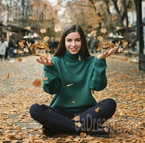 Oksana von Poltava 25 jahre - liebende Frau. My wenig öffentliches foto.