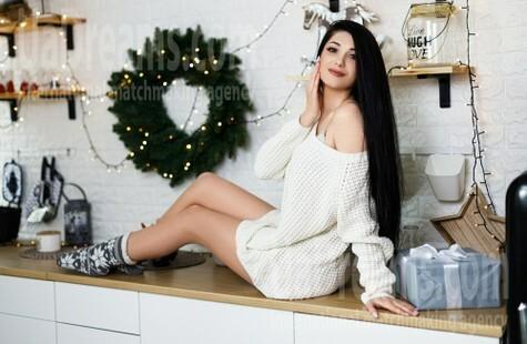 Nataliia von Ivano-Frankovsk 23 jahre - nettes Mädchen. My wenig öffentliches foto.