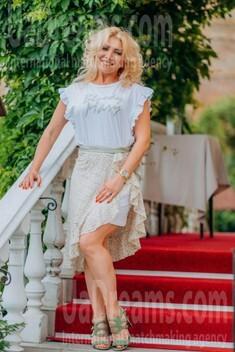 Oksana von Lutsk 44 jahre - ukrainische Braut. My wenig öffentliches foto.