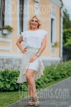 Oksana von Lutsk 44 jahre - Frau für die Ehe. My wenig öffentliches foto.