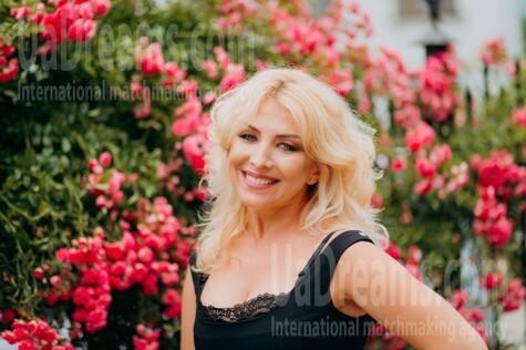 Oksana von Lutsk 44 jahre - Braut für dich. My wenig öffentliches foto.