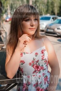 Viktoria 23 jahre - zukünftige Frau. My wenig öffentliches foto.