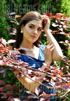 Dasha von Sumy 21 jahre - Lieblingskleid. My wenig öffentliches foto.