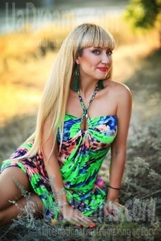 Tanya von Zaporozhye 41 jahre - nettes Mädchen. My wenig öffentliches foto.