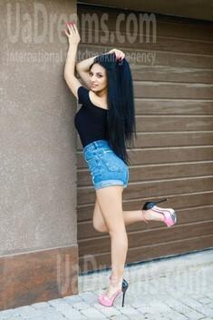 Viktoria von Ivano-Frankovsk 24 jahre - ukrainisches Mädchen. My wenig öffentliches foto.