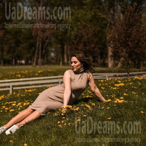 Anna von Kremenchug 30 jahre - ukrainisches Mädchen. My wenig öffentliches foto.