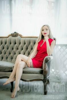 Marichka von Lutsk 24 jahre - strahlendes Lächeln. My wenig öffentliches foto.