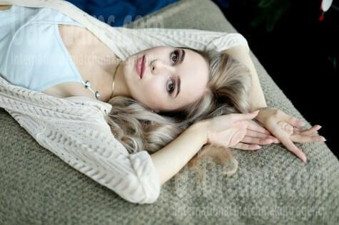 Marichka von Lutsk 24 jahre - Lieblingskleid. My wenig öffentliches foto.