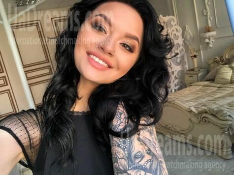 Lizzie von Sumy 20 jahre - schönes Lächeln. My wenig öffentliches foto.