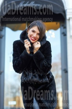 Nataly von Kremenchug 32 jahre - Lieblingskleid. My wenig öffentliches foto.