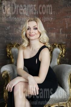 Olichka von Lutsk 26 jahre - strahlendes Lächeln. My wenig öffentliches foto.