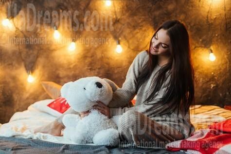 Yevgeniya von Dnipro 31 jahre - glückliche Frau. My wenig öffentliches foto.