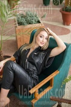 Olia von Sumy 33 jahre - romatische Frau. My wenig öffentliches foto.