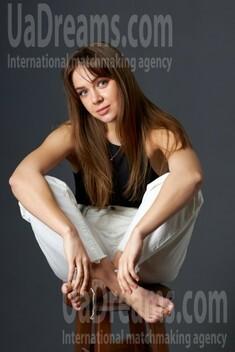 Dary von Kremenchug 23 jahre - romatische Frau. My wenig öffentliches foto.
