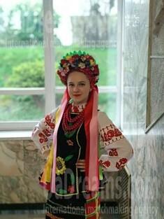 Ilona von Poltava 19 jahre - zukünftige Braut. My wenig öffentliches foto.