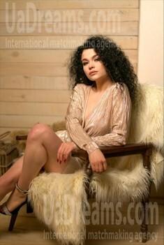 Alyona von Sumy 22 jahre - beeindruckendes Aussehen. My wenig öffentliches foto.