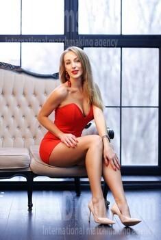 Julia von Zaporozhye 36 jahre - eine Braut suchen. My wenig öffentliches foto.