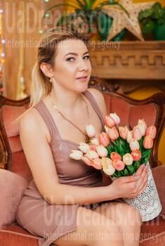 Alyona von Dnipro 28 jahre - ukrainische Braut. My wenig öffentliches foto.