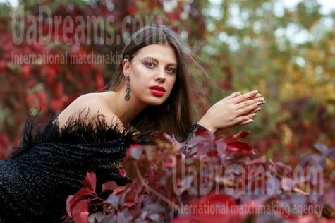 Alina von Sumy 28 jahre - sie lächelt dich an. My wenig öffentliches foto.