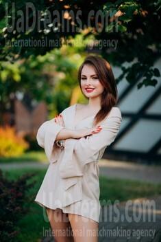 Anastasia von Lutsk 20 jahre - zukünftige Frau. My wenig öffentliches foto.