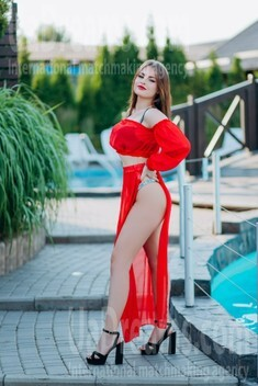 Anastasia von Lutsk 20 jahre - nette Braut. My wenig öffentliches foto.